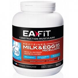 Eafit milk & egg 95 micellaire chocolat - ea-fit -203198