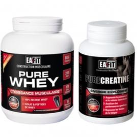 Eafit pack spécial croissance musculaire - 750.0 g - eafit -199055