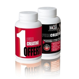 Eafit pure créatine - lot de 2 - ea-fit -201532