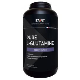 Eafit pure l-glutamine 243g - ea-fit -199165