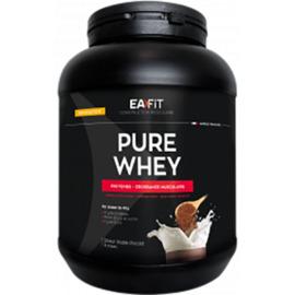 Eafit pure whey double chocolat 750g - ea-fit -226214