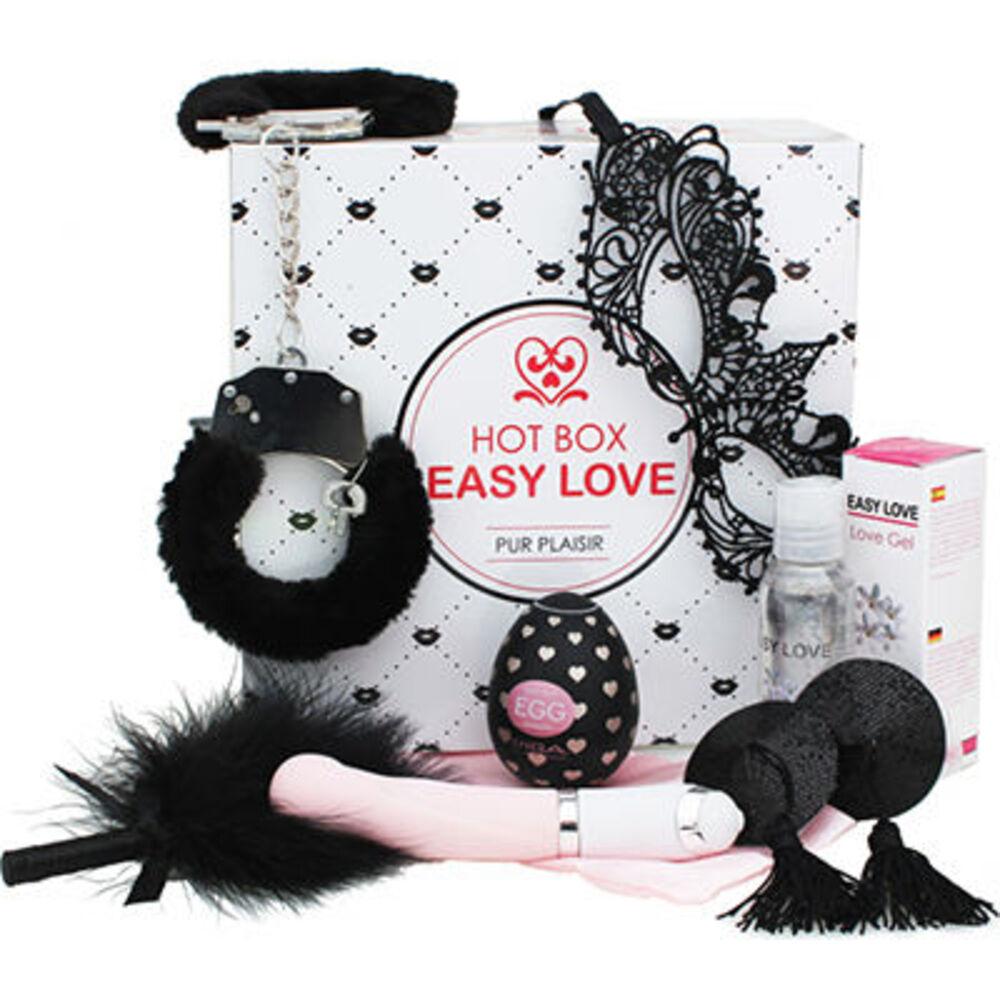 Easy love coffret hot box pur plaisir - easy love -223826
