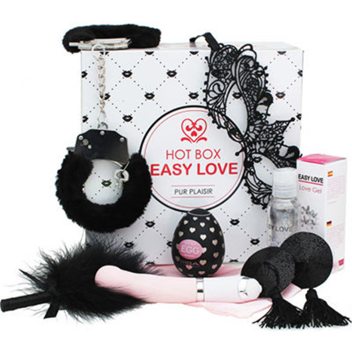 Easy love coffret hot box pur plaisir Easy love-223826