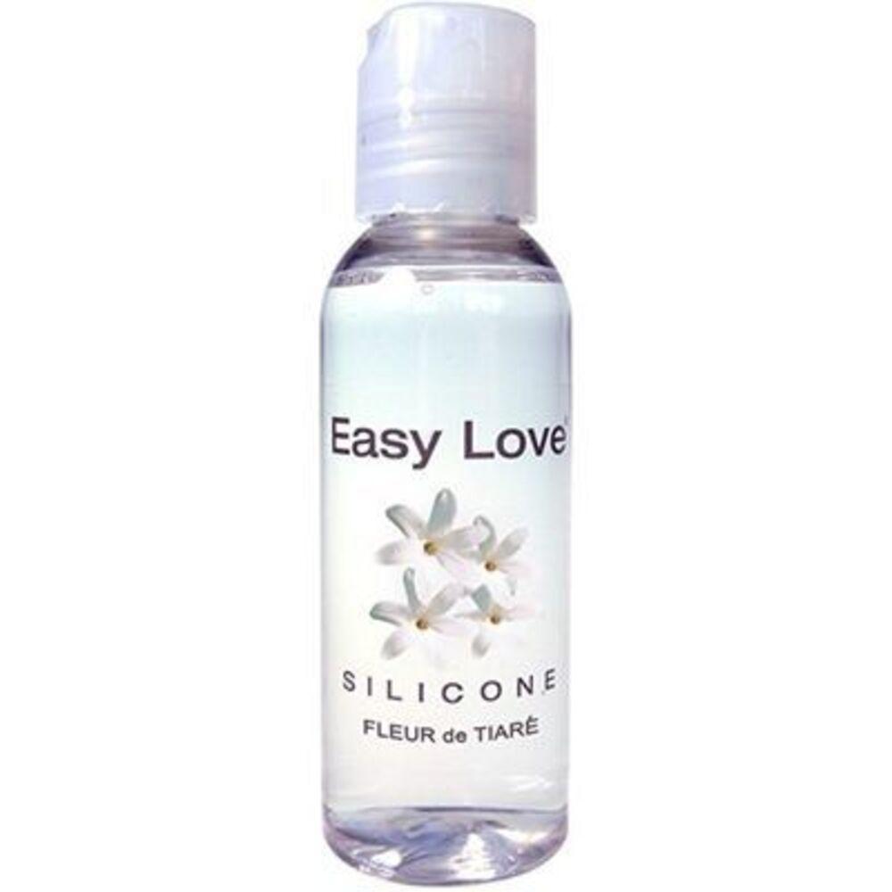 Easy love gel 2-en-1 lubrifiant et massant fleur de tiaré 50ml Easy love-221895