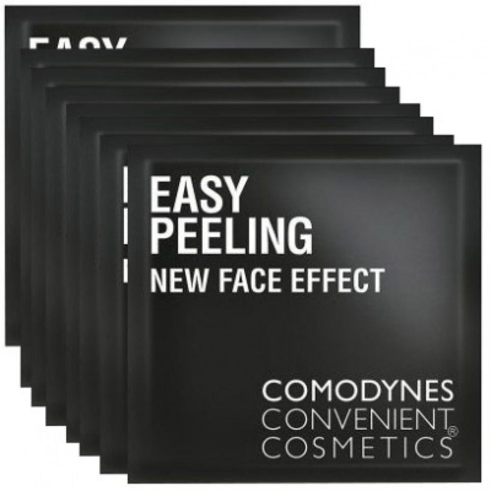 Easy peeling 8 lingettes - comodynes -197901