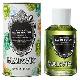 Eau de bouche strong mint - marvis -198125