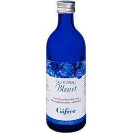 Eau florale bleuet 200ml - gifrer -211864