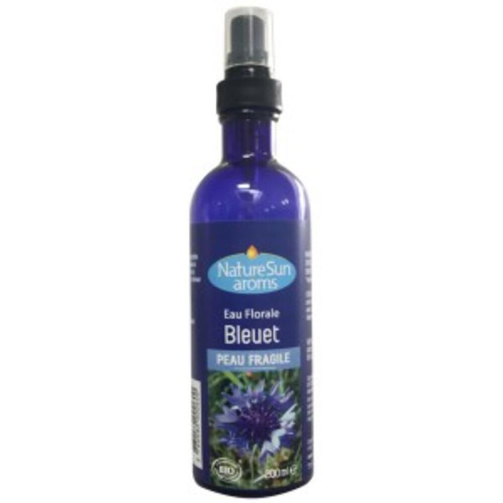 Eau florale de bleuet bio - 200.0 ml - eaux florales bio - naturesun'arôms -15572