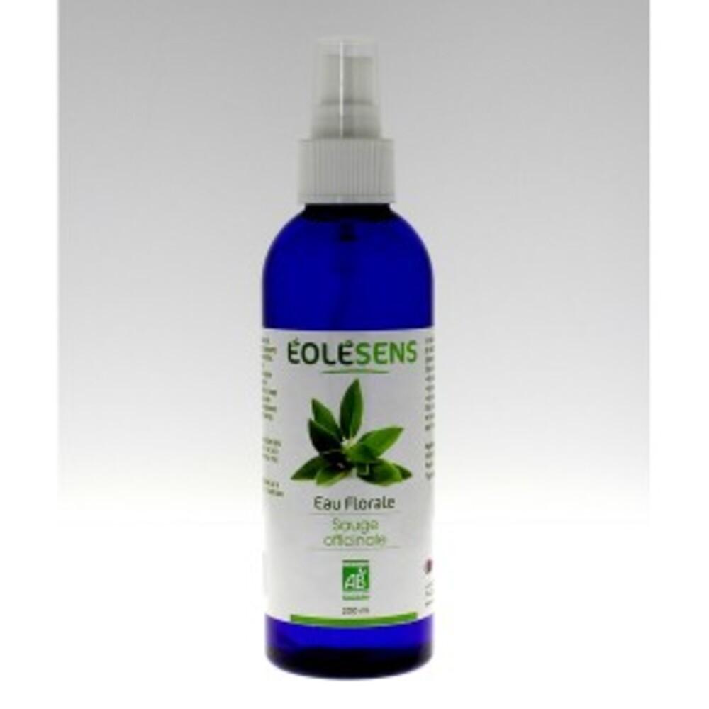Eau florale sauge bio - 200 ml - divers - eolesens -189146