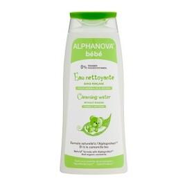 Eau nettoyante de toilette naturelle camomille - 200.0 ml - alphanova bébé - alphanova -111971