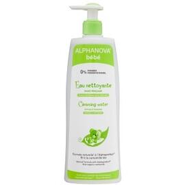 Eau nettoyante de toilette naturelle camomille - 500.0 ml - alphanova bébé - alphanova -111970
