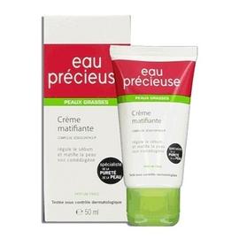 Eau precieuse crème matifiante 50ml - 50.0 ml - eau précieuse Régule et matifie-3488
