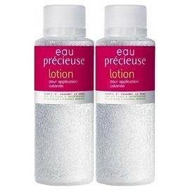Eau precieuse lotion purifiante lot de 2x375ml - 375.0 ml - eau précieuse Purifie et assainit la peau-3484
