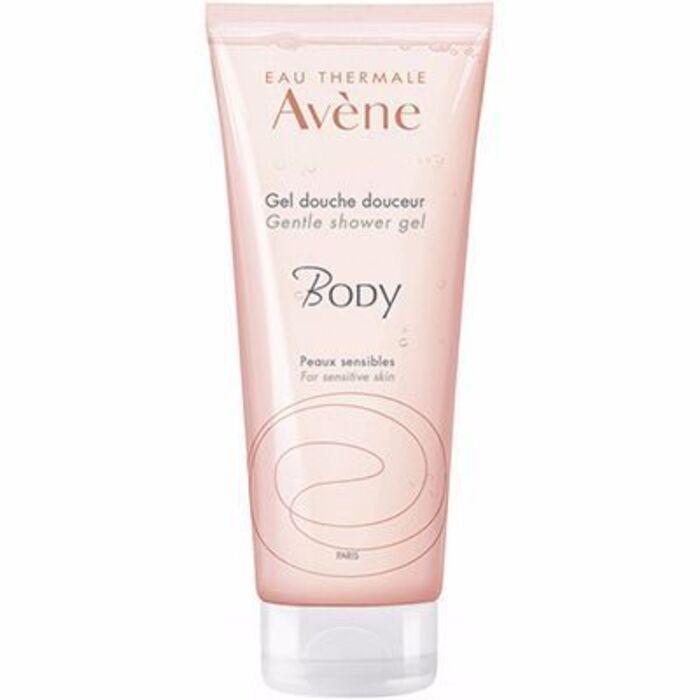 Eau thermale  - body gel douche douceur 100mlt Avène-216610