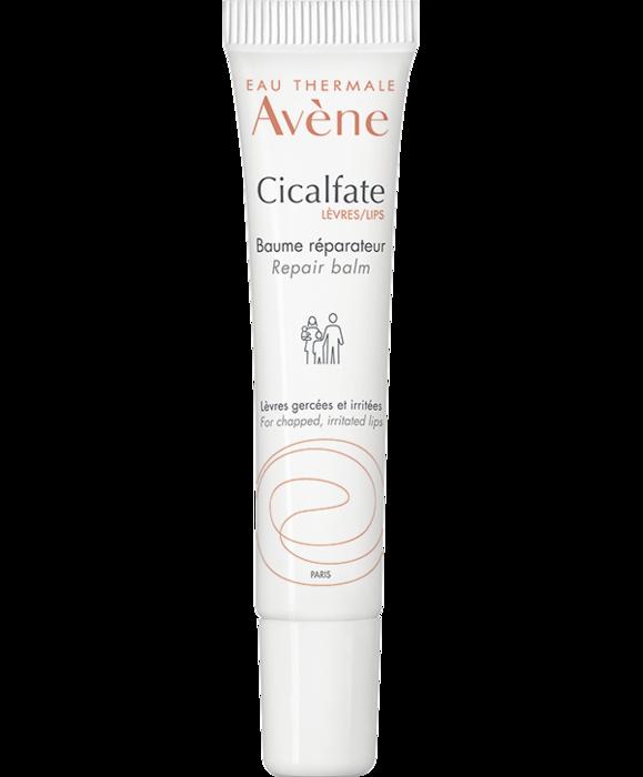 Eau thermale  - cicalfate lèvres baume réparateur 10mlt Avène-222392