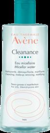 Eau thermale  - cleanance eau micellaire 400mlt - 400.0 ml - cleanance - avène -230708