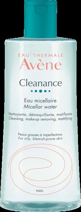 Eau thermale  - cleanance eau micellaire 400mlt Avène-230708