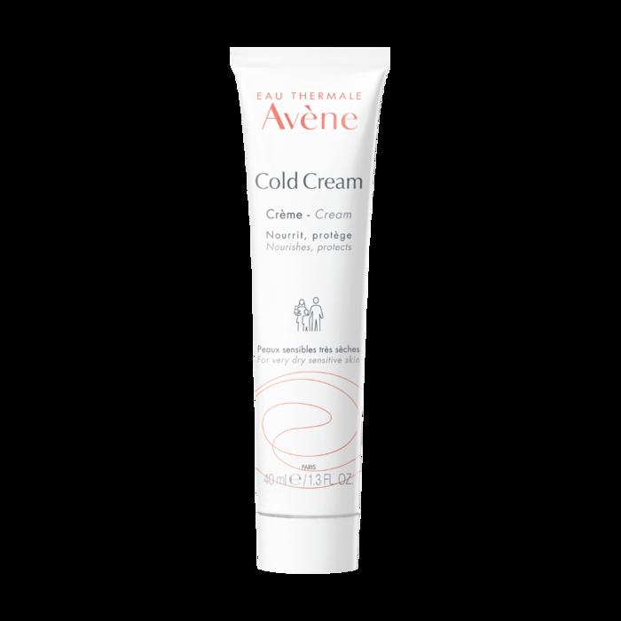 Eau thermale  - cold cream crème 40mlt Avène-81554
