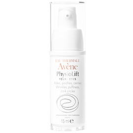 Eau thermale  - physiolift yeux rides, poches, cernes 15mlt - physiolift - avène -203638