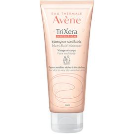 Eau thermale  - trixera nutrition gel nettoyant nutri-fluide 100mlt - avène -206464