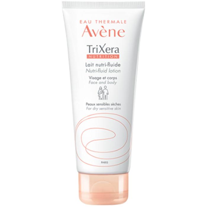 Eau thermale  - trixera nutrition lait nutri-fluide 100mlt Avène-206462