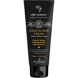 Eco by sonya crème mains hand & nail cream 75ml - eco by sonya -226648