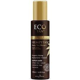 Eco by sonya eau auto-bronzante hempitan body tan water 125ml - eco by sonya -226649
