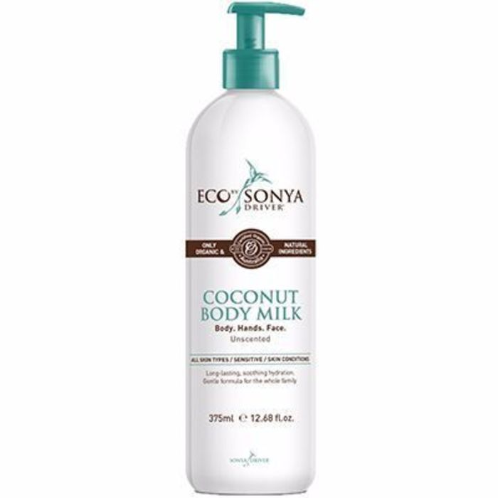 Eco by sonya lait hydratant corps noix de coco 375ml Eco by sonya-215165