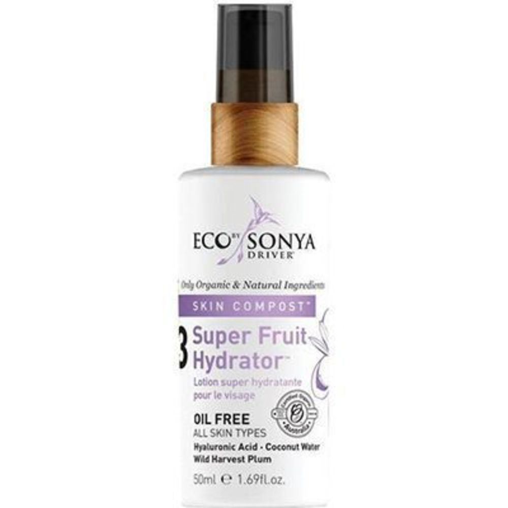 Eco by sonya lotion hydratante visage skin compost 50ml - eco by sonya -226656