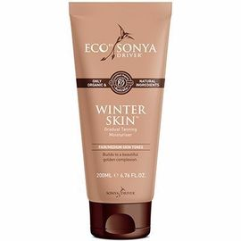Eco by sonya winter skin hydratant autobronzant peaux claires 200ml - eco by sonya -215167
