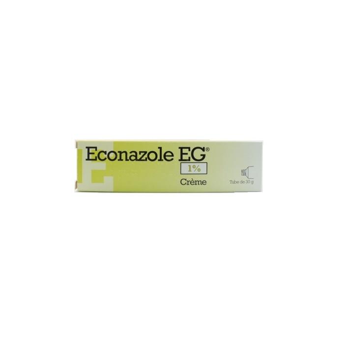 Econazole eg 1% crème - 30g Laboratoire eg-193530