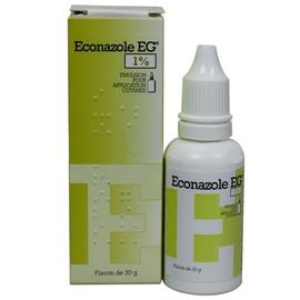 Econazole eg 1% emulsion - 30g - 30.0 g - laboratoire eg -193551