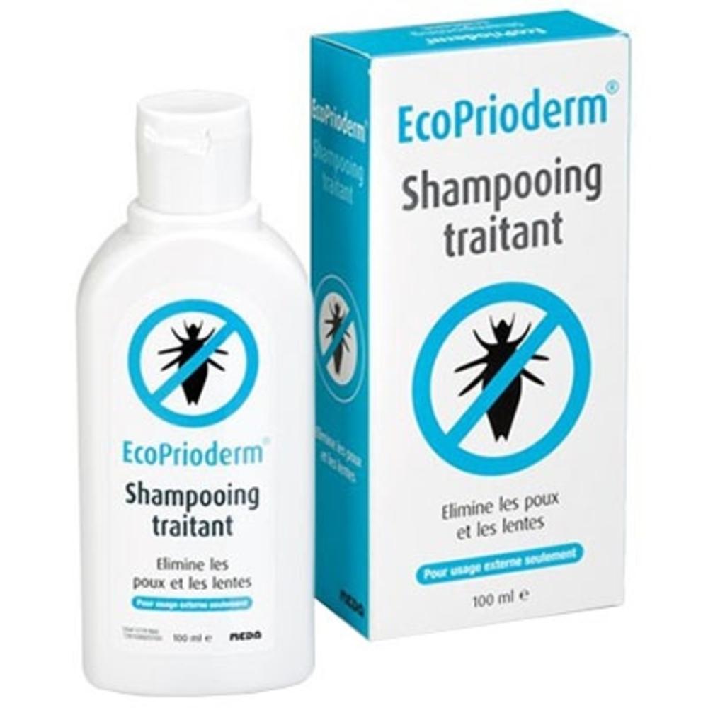Ecoprioderm shampooing traitant - 100.0 ml - meda pharma -145193