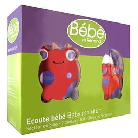 Ecoute bébé lumineux coccinelle - dbb remond -203168