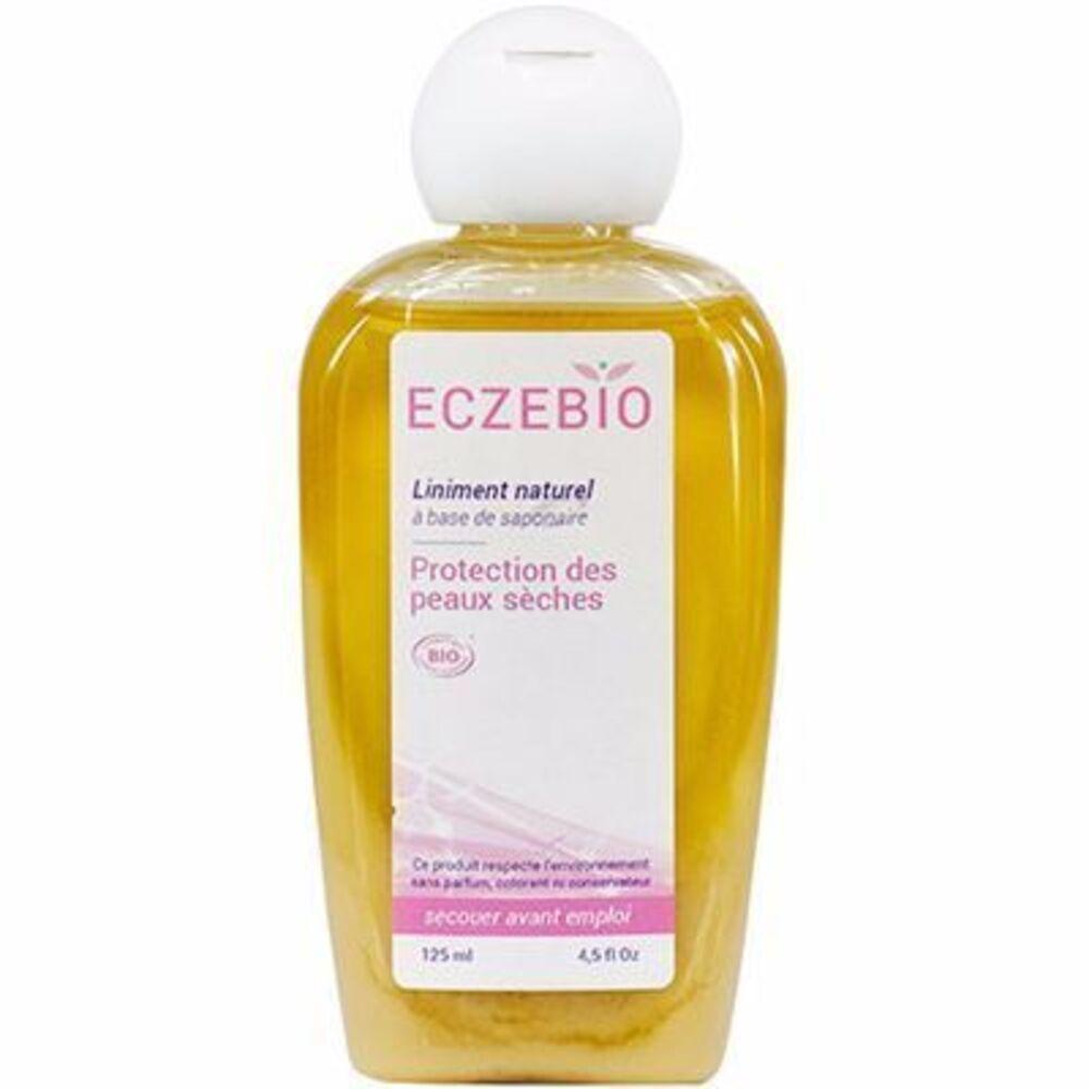Eczebio liniment naturel 125ml - oemine -216630
