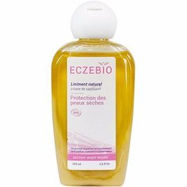 Eczebio liniment naturel 125ml - oemine -216630