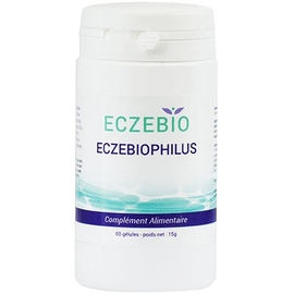 Eczebiophilus - 60 gélules - oemine -204963