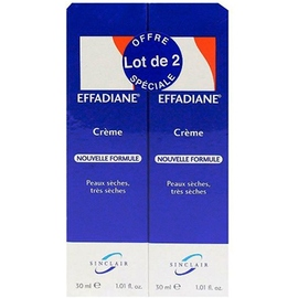 Effadiane crème 2x30ml - sinclair -212801