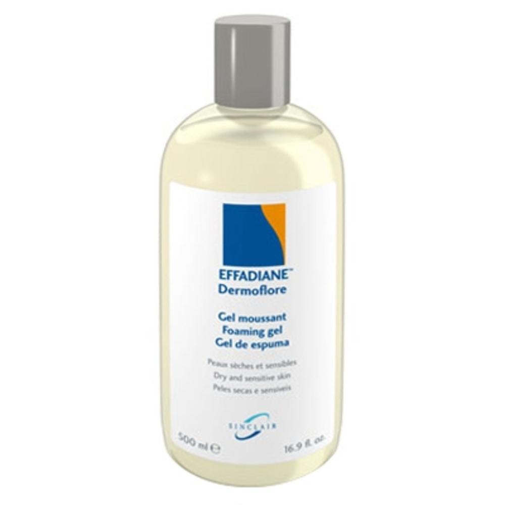Effadiane dermoflore gel moussant 500ml - 500.0 ml - sinclair -168936