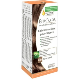 Efficolor coloration crème 06 blond foncé - efficolor -200632