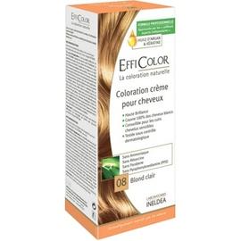 Efficolor coloration crème 08 blond clair - efficolor -200640