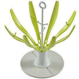 Egoutte-biberon flower pliable neon - beaba -221938