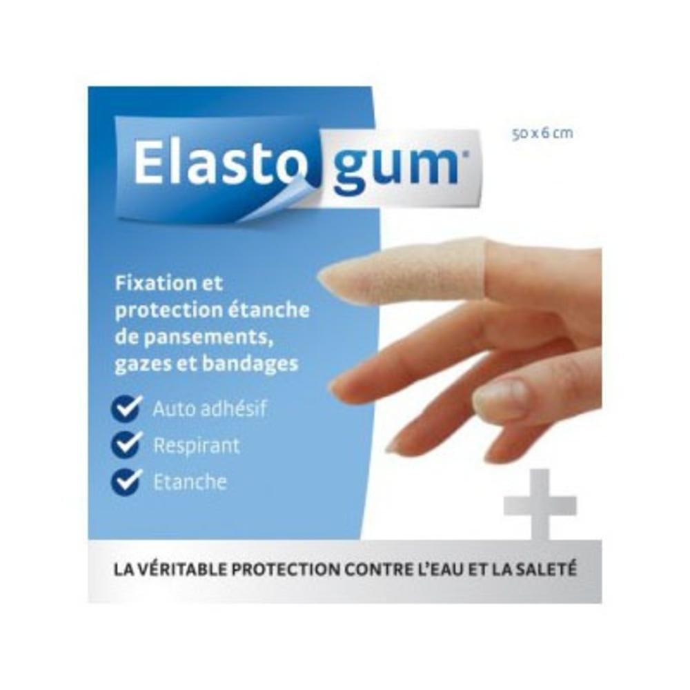 Elasto gum fixateur protecteur pour pansement - astrodif -203186