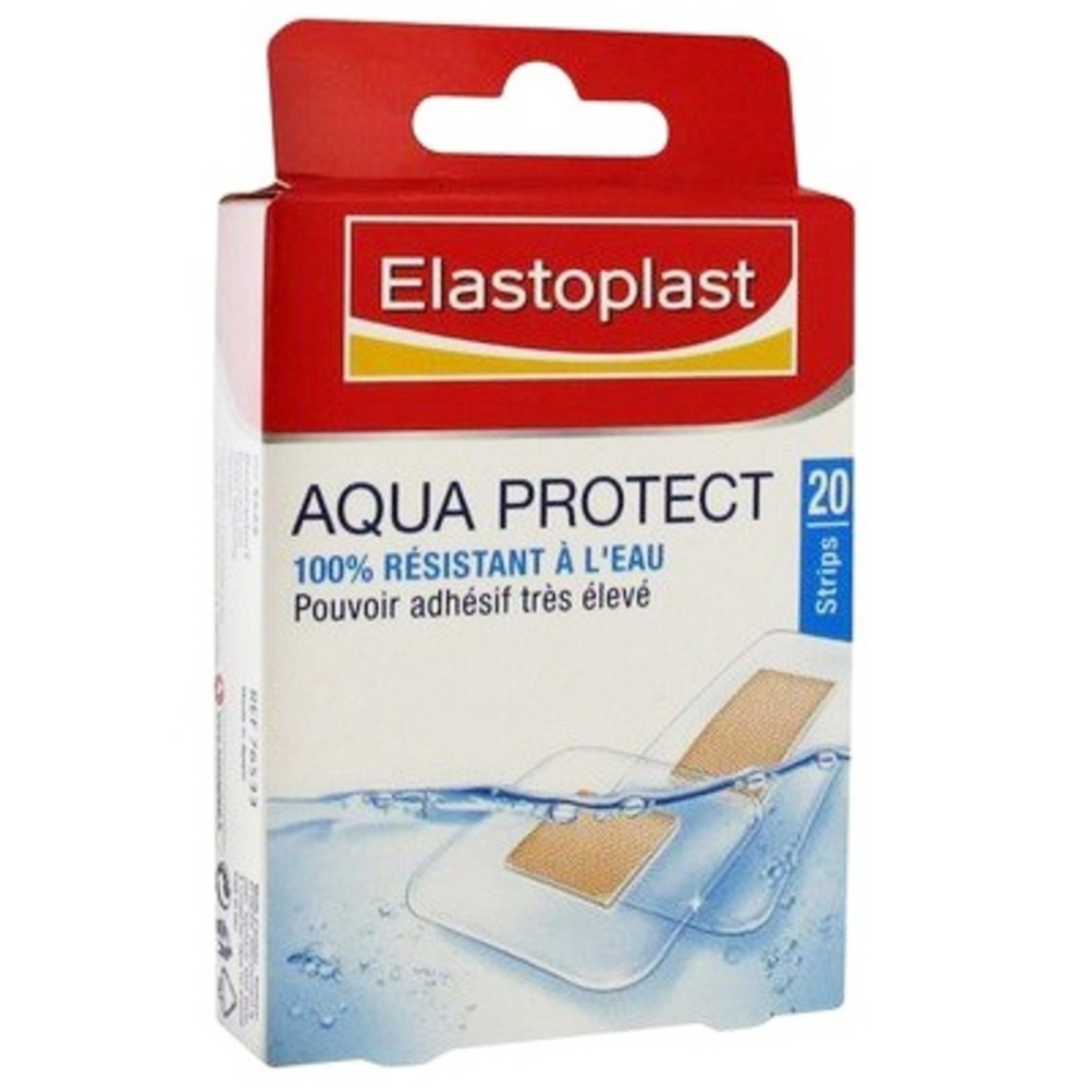 ELASTOPLAST Aqua Protect Pansements - Elastoplast -200095