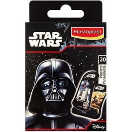 Elastoplast kids disney star wars 20 pansements - elastoplast -219439