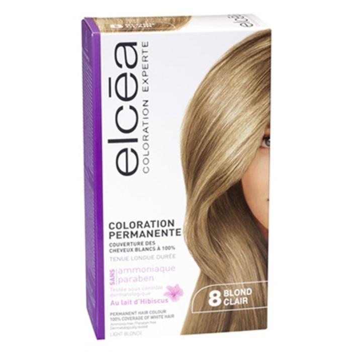 Elcea coloration experte 8 blond clair Elcea-143857