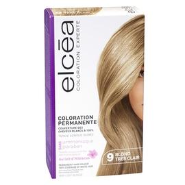 Elcea coloration experte 9 blond très clair - elcea -143858