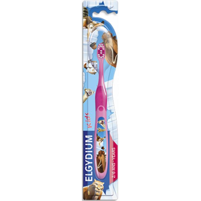 Elgydium kids l'age de glace brosse à dents 2/6 ans Elgydium-225549