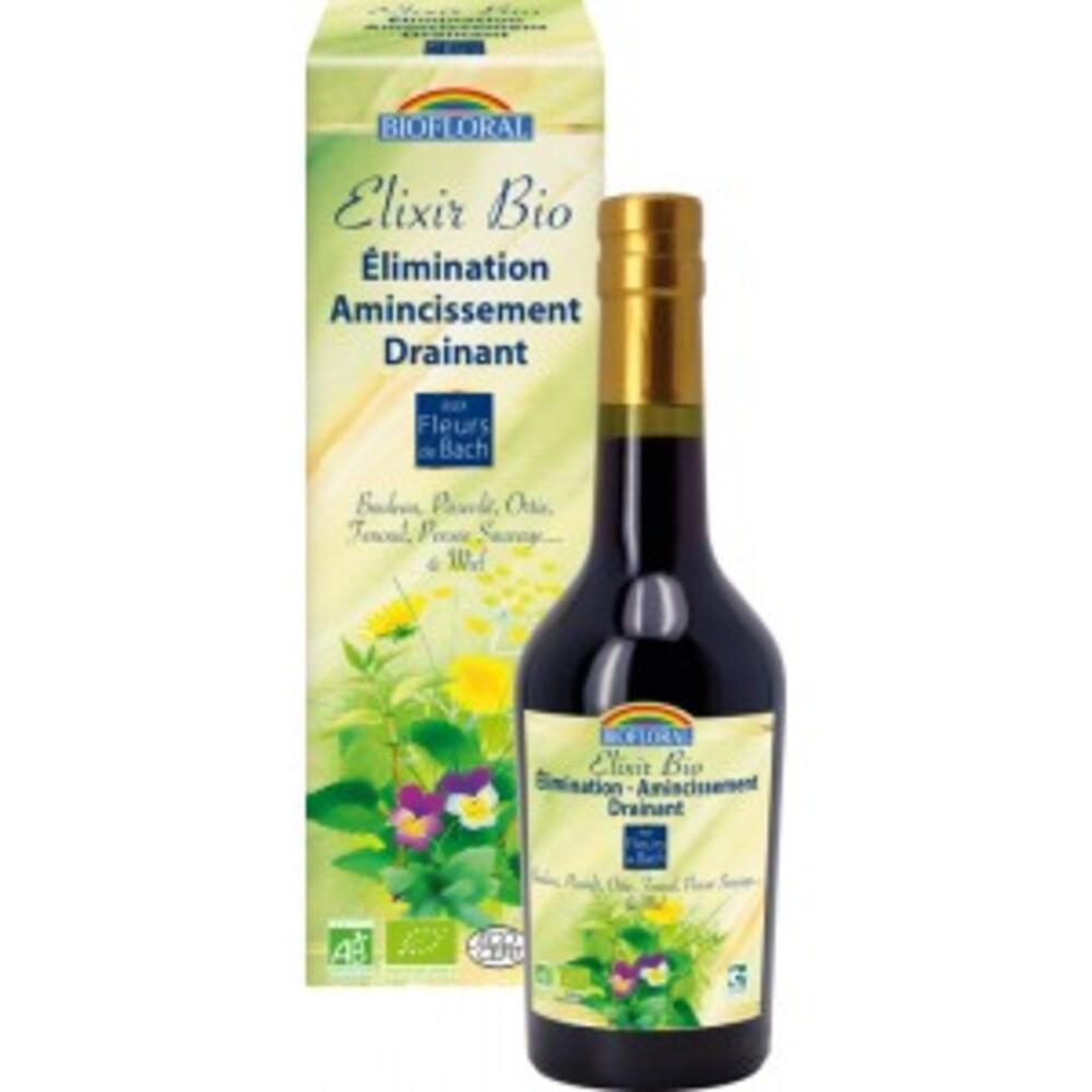 Elixir aux plantes du printemps - 375.0 ml - les plantes des 4 saisons - biofloral Elimination, amincissement, reminéralisation-1416