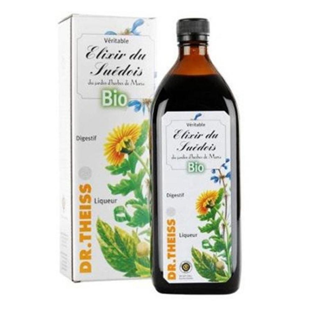 Elixir du suedois - 700.0 ml - elixir du suédois bio - dr theiss Digestif-10415